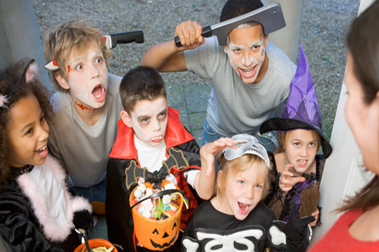 Pandemic Interferes With Halloween Traditions
