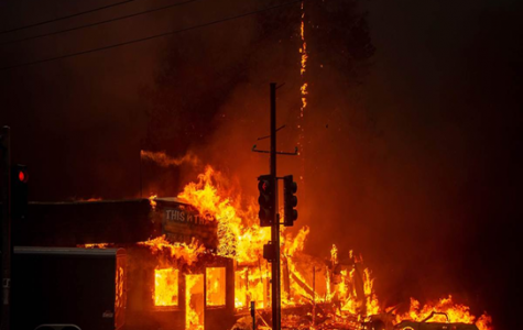 Is Climate change the one to blame for the rampaging West Coast fires?